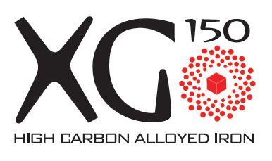 XG150 logo